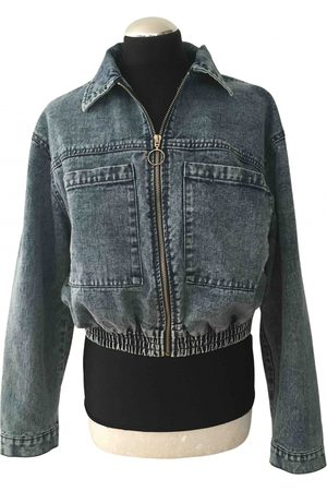 Boohoo Oversize Denim - Jeans Jacket for Women
