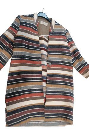 Kaos \N Cotton Coat for Women