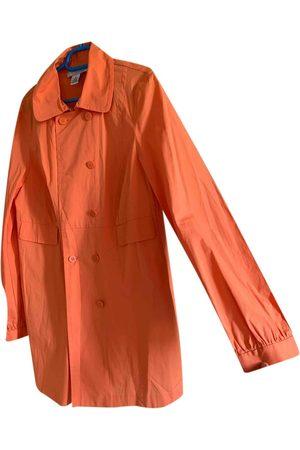 Emanuel Ungaro Women Trench Coats - \N Cotton Trench Coat for Women