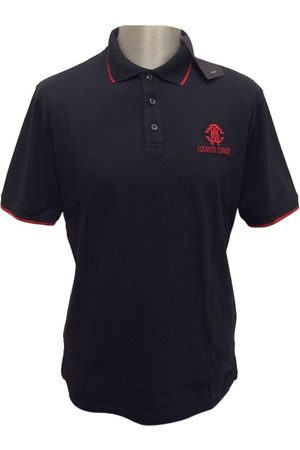 Roberto Cavalli \N Cotton Polo shirts for Men