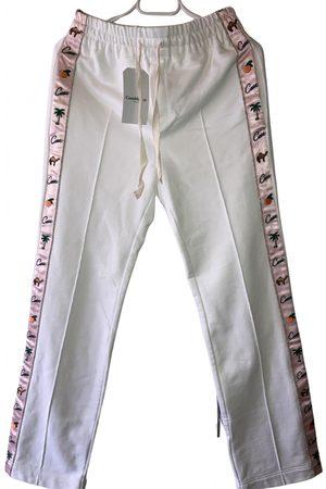 Casablanca \N Cotton Trousers for Men