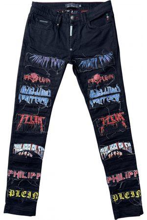 Philipp Plein \N Cotton - elasthane Jeans for Men