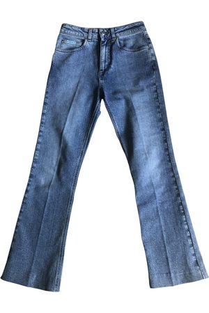 AlexaChung \N Cotton Jeans for Women