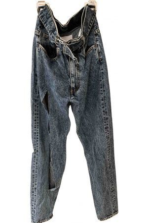 Maison Martin Margiela \N Cotton Jeans for Women