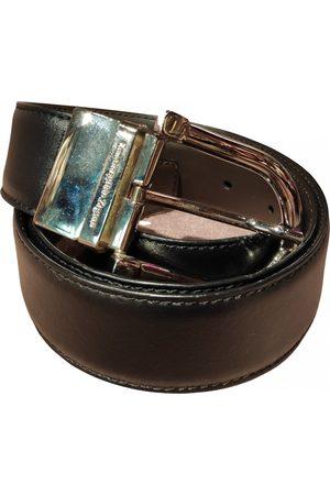 Ermenegildo Zegna \N Leather Belt for Men