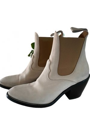 Chloé \N Suede Ankle boots for Women