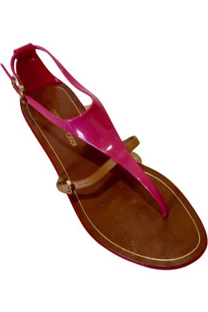 Sergio Rossi \N Leather Sandals for Women