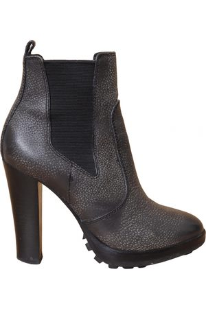 Tory Burch \N Leather Ankle boots for Women