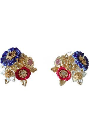 Les Nereides \N Metal Earrings for Women
