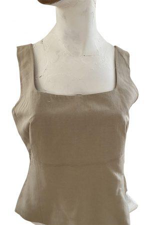 Cerruti 1881 \N Linen Top for Women
