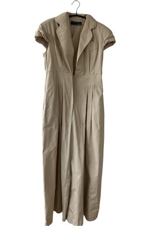 Thierry Mugler \N Cotton Jumpsuit for Women