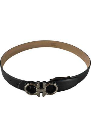 Salvatore Ferragamo \N Leather Belt for Men