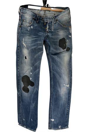 Takeshy Kurosawa Men Jeans - \N Cotton Jeans for Men