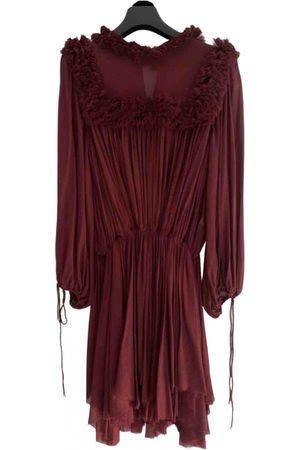 MARIA LUCIA HOHAN Women Dresses - \N Silk Dress for Women