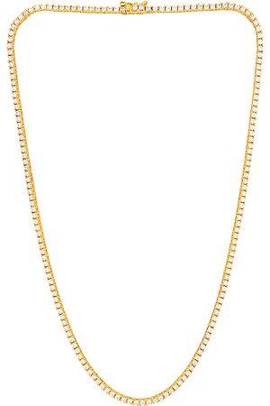 Jordan Road Jewelry Riviera Necklace in Metallic