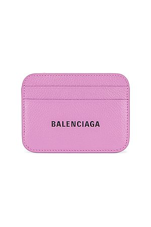 Balenciaga Cash Card Holder in Lavender