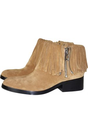 3.1 Phillip Lim \N Suede Ankle boots for Women