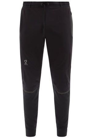 ON Men Sweatpants - Drawstring Knee-panel Track Pants - Mens