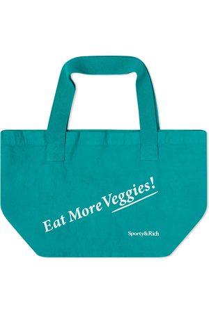 Sporty & Rich Men Bags - Eat Veggies Tote Bag