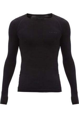Falke Raglan-sleeve Cotton-blend Jersey T-shirt - Mens