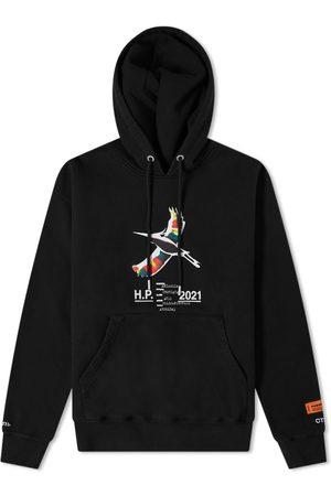 Heron Preston Men Hoodies - Heron Rainbow Hoody
