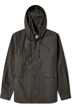 UNIFORM Hooded Overshirt