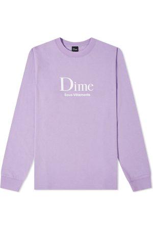 DIME Men T-shirts - Ls Sous-Vetements Tee