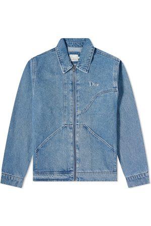 DIME Men Denim Jackets - Denim Chore Jacket