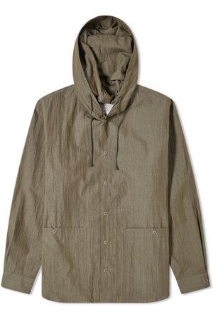 UNIFORM Men Casual - Hooded Overshirt
