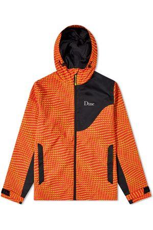DIME Men Sports Jackets - Warp Shell Windbreaker