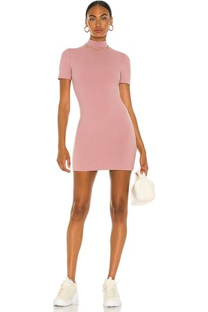 NBD Women Bodycon Dresses - Marquis Mini Dress in Rose.
