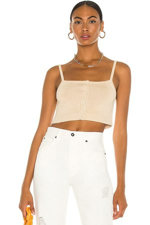 JoosTricot Women Camisoles - Button Down Cami in .