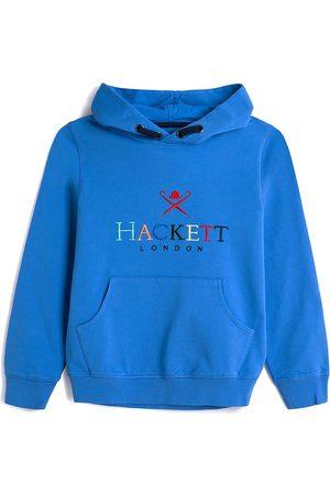 Hackett Boys Hoodies - Multi Letters 5 Years Bright