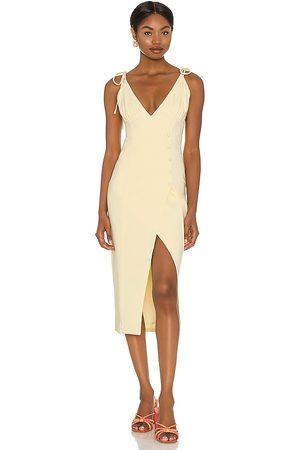 Camila Coelho Aaliyah Midi Dress in .