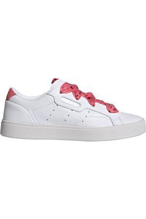 adidas Women Formal Shoes - Sleek EU 39 1/3 Ftwr / Hazy Rose / Gold Met.