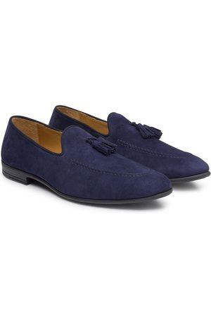 Hackett Men Shoes - Tassel Roll EU 43 Navy