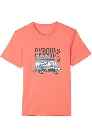 Oxbow Timeca Short Sleeve T-shirt XXXL Pamplemousse