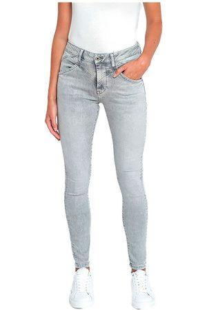Pepe Jeans Women Pants - Regent Retro 33 Denim