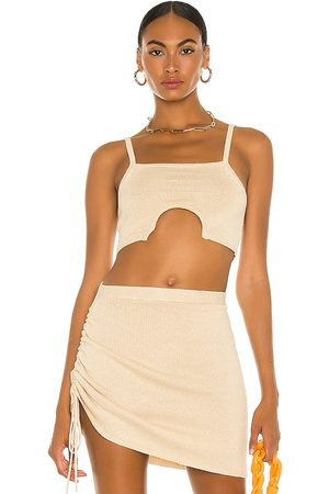 JoosTricot Women Camisoles - Half Moon Cami in .