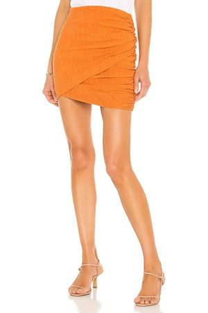 Camila Coelho Women Mini Skirts - Tais Mini Skirt in .