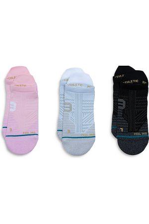 Stance Women Socks - Mesh Tab Cotton Printed Socks, Set of 3