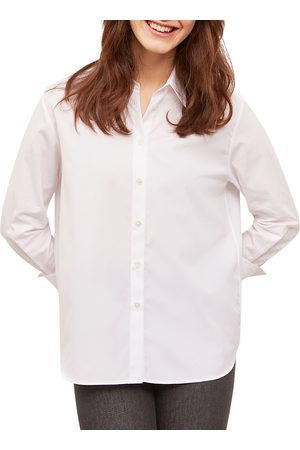 Gerard Darel Women Blouses - Relaxed Button Down Blouse