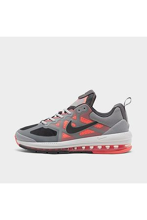 Nike Men's Air Max Genome Casual Shoes in Grey/Light Smoke Grey Size 7.5 Plastic