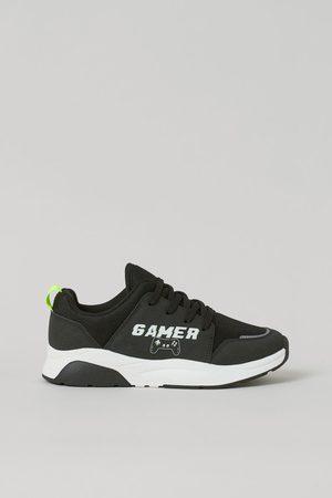 H&M Kids Sneakers - Printed Sneakers
