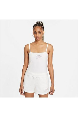 Nike Women's Futura Cami Tank Top in / Size X-Small Cotton/Polyester/Knit