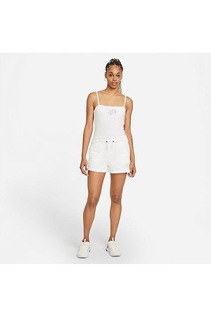 Nike Women's Sportswear Essential Shorts in / Size X-Small Cotton/Polyester/Fleece