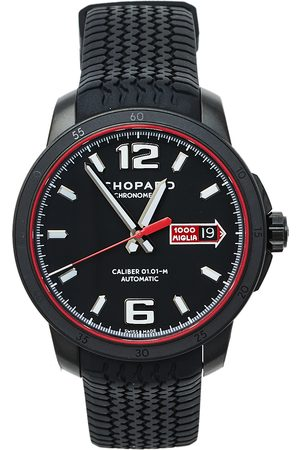 Chopard Stainless Steel and Rubber Mille Miglia GTS Speed 8565 Men's Wristwatch 43mm