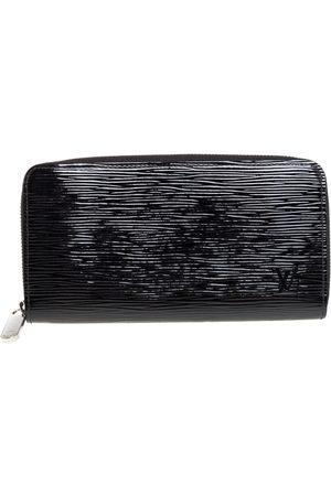 LOUIS VUITTON Electric Epi Leather Zippy Wallet