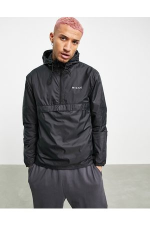 Nicce London Cora half zip lightweight jacket in