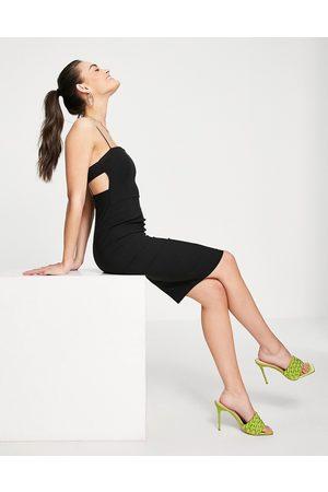 Vesper Women Party Dresses - Strappy midi dress in
